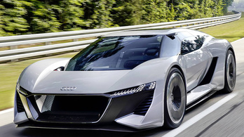Gyártásba mehet a legradikálisabb Audi