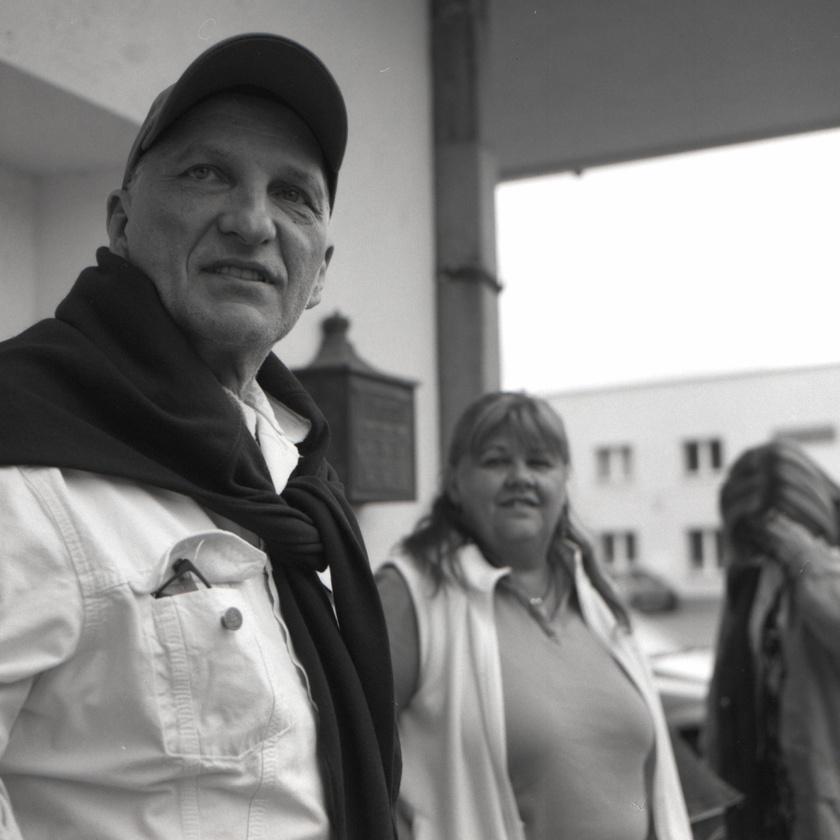 Aprics László és Orosz Ildikó szinkronrendezők