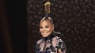 Szerintünk ön nézze meg Janet Jackson hangjegyfrizuráját!