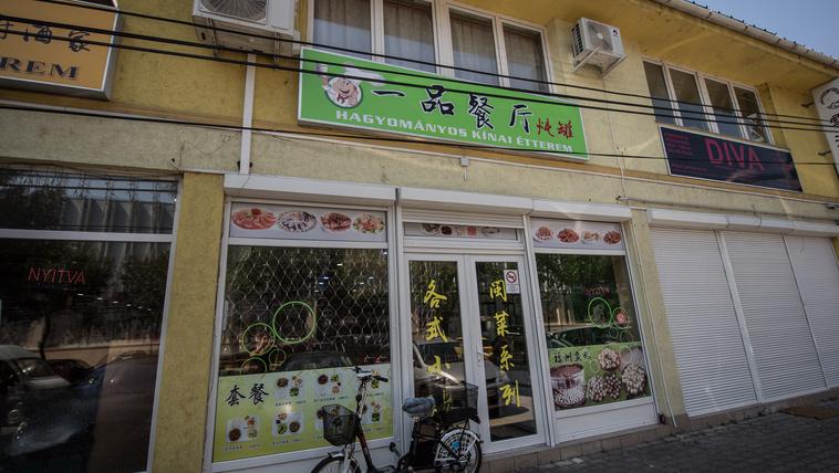 Hagyományos Kínai Étterem