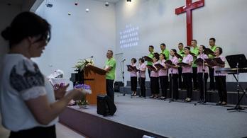Magyarországi Kínai Református Gyülekezet Egyesülete