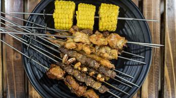 Szen Guo Zsi Kínai BBQ és Hotpot