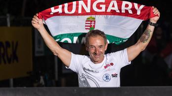Szőnyi Ferenc ötszörös ironmant nyert a születésnapjára Svájcban