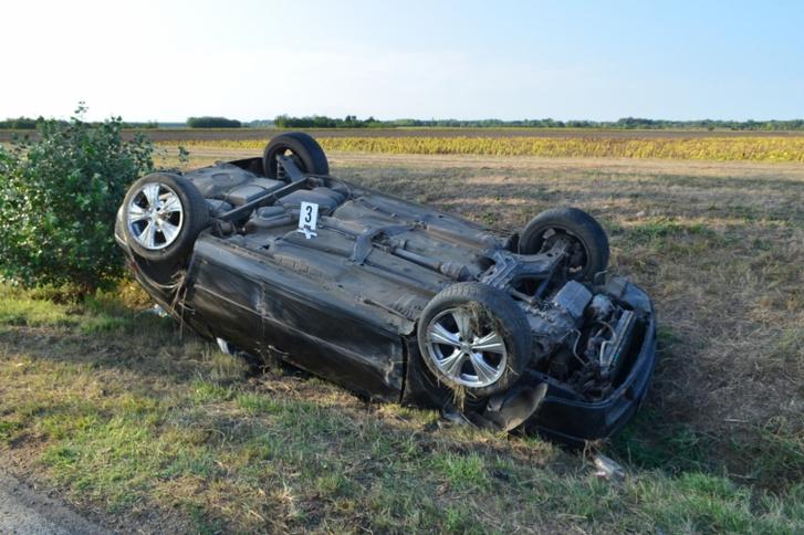 Szarvasi baleset kép 1