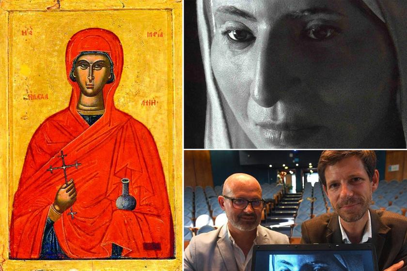 Így nézhetett ki Mária Magdolna - Sokan úgy hiszik, Jézus felesége lehetett