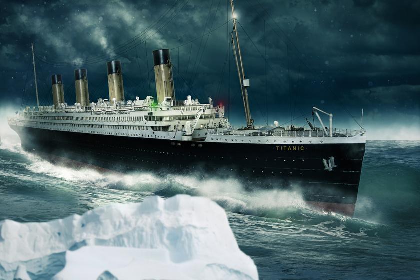 Szomorú lelet a Titanicról: ezt ették és itták az úton - Senki sem tudta, hogy baj lesz