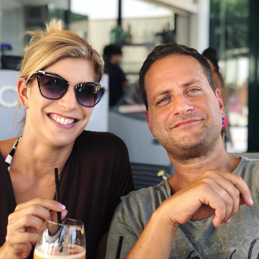Béres Alexandra és Krisztián 22 éve élnek boldog házasságban.
