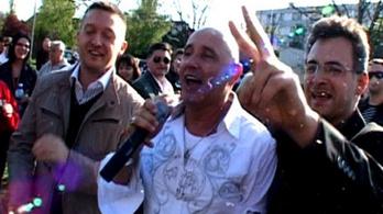 A Fidesz Patakyval szántotta fel Angyalföldet
