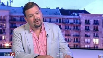 A Pesti Srácok főszerkesztője műsort kapott a Hír TV-n
