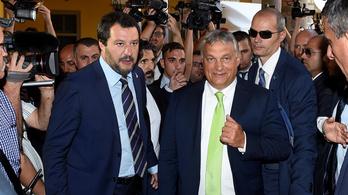 Orbán a lemigránspártizta a francia elnököt