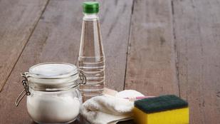 8 dolog, amit rossz ötlet ecettel tisztítani