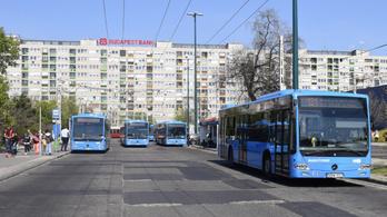 Meghalt egy buszsofőr az Örs vezér téri végállomáson