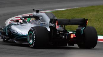 Kötelező szárnylámpa jön az F1-be