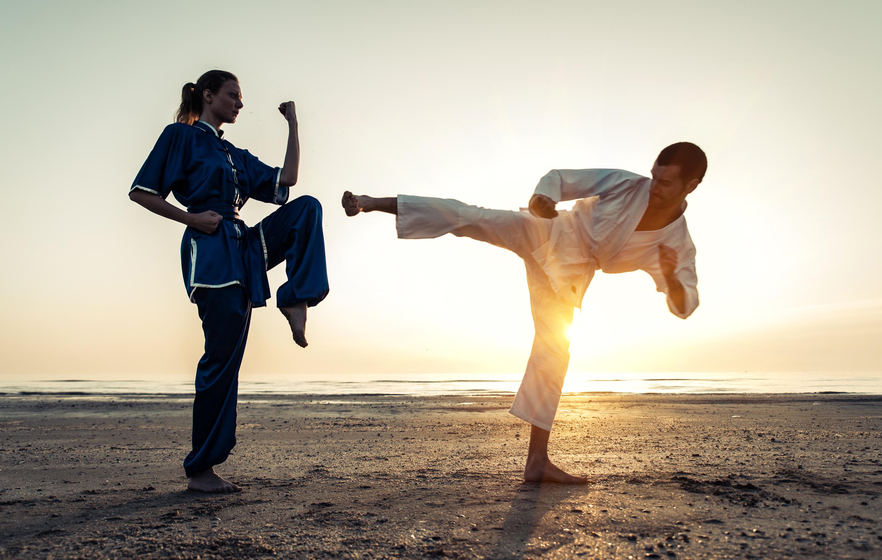 harcművészetek zsírégetése)