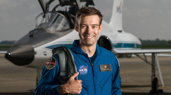 50 éve először hagyja ott egy jelölt a NASA űrhajósképzését
