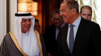 Itt barátok, ott ellenségek: orosz – szaúdi közeledés
