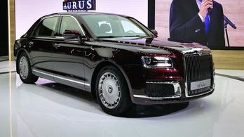 Két évre előre eladták az összes Putyin-limuzint