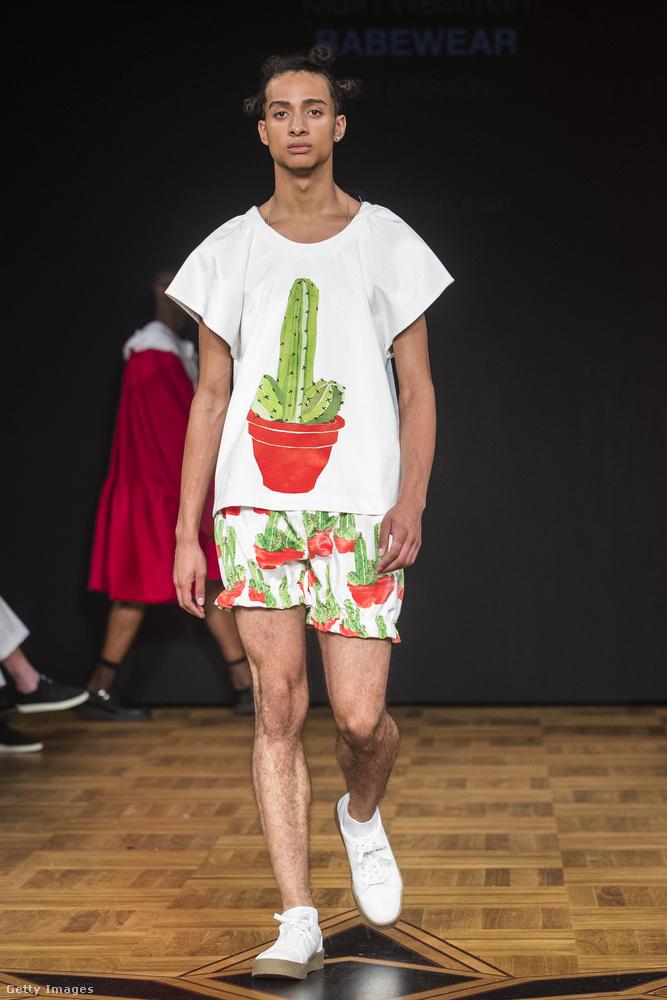 Ezzel a faszkaktuszos pólóval köszönjük meg egyrészt Svédország leendő divattervezőinek a rengeteg eredeti ötletet, másrészt önnek a 19 fotón keresztül kitartó figyelmet