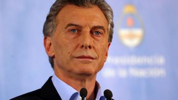 Argentína mentőövet kér az IMF-től