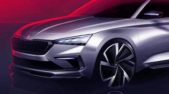 Ez lenne az új családi Škoda?