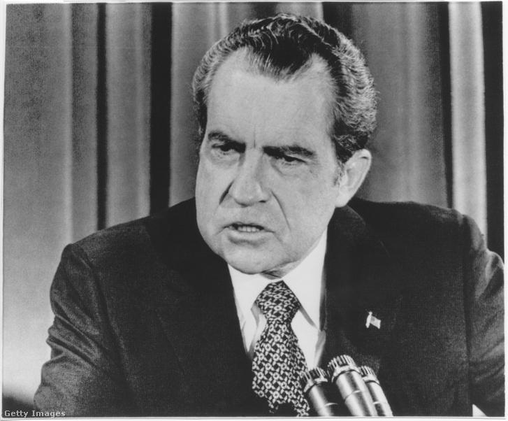 Richard Nixon (1973)