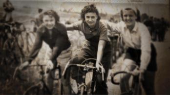 A leghíresebb magyar női kerékpáros, akit Kornélnak hívtak