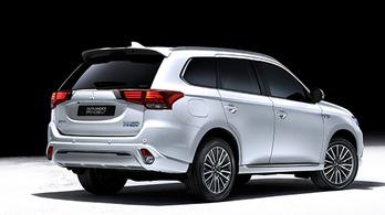 A Mitsubishi is elkezdte a dízel-irtást