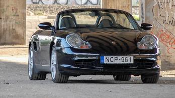 Beszarhat egy Porsche, amit Göbi ad el?