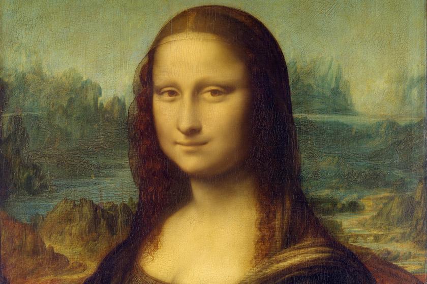 Ilyen lehetett a Mona Lisa modelljének eredeti arca: speciális fénnyel látszik az igazi Lisa del Giocondo