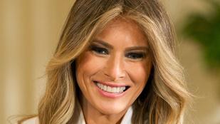 Vajon Melania Trumpot tényleg egy dublőr helyettesíti?
