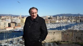 Nemi erőszakkal vádolják Gerard Depardieut