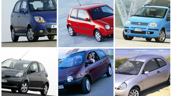 Olcsó kisautók, tömegközlekedés helyett