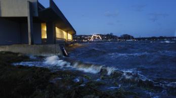 Az emelkedő vízszint miatt lebontják a híres viking hajómúzeumot