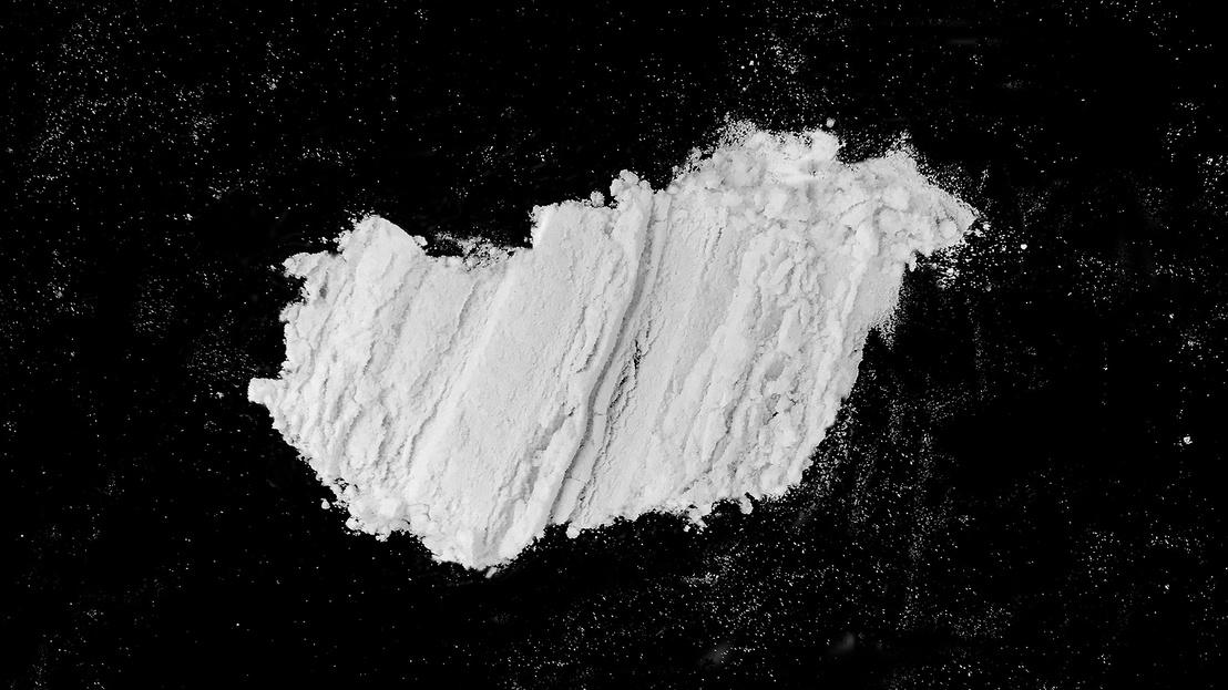 kokain cocaine magyarorszag drog