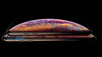 Itt az első kép az új iPhone-okról