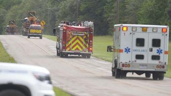 Családi tragédia: lezuhant a floridai kisrepülő