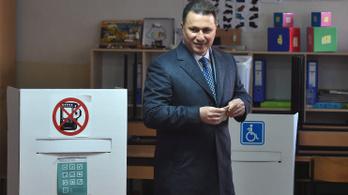 Időhúzással úszhatja meg a börtönt Orbán macedón szövetségese