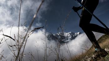 Nincs nagyobb isten a Mont Blanc-futás győztesénél