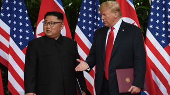 Trump és Kim Dzsongun nagyon vigyáz, hogy bármi van, egymást ne támadja