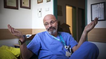 Zacher Gábor felmondott a Honvédkórházban