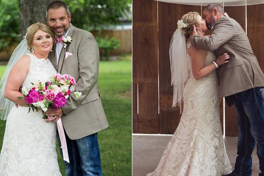 Nem tudta, mennyi ideje van hátra: romantikus esküvőn mondott igent szerelmének a nagybeteg anyuka