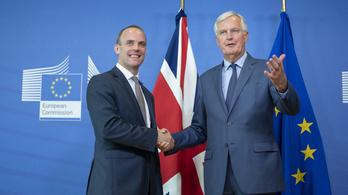 Barnier: októberre megegyezünk a brexitről