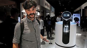 Dél-koreai migráns robotok fogják elvenni a munkánkat