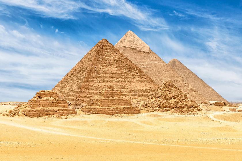 Rejtett kamrák titkára leltek a gízai nagy piramisban: az elektromágneses energia itt gyűlik össze