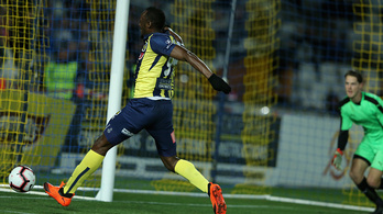 Usain Bolt egyelőre még nincs Messi szintjén