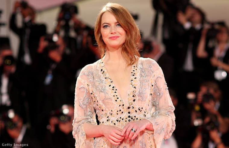 5. Emma Stone