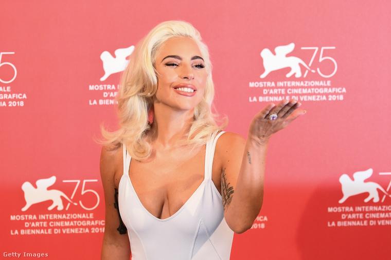 6. Lady Gaga