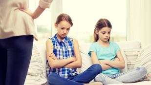 Jó zsaruk és rossz zsaruk a gyereknevelésben: melyikőtök melyik?
