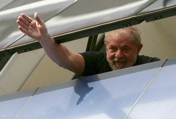 Lula da Silva volt brazil elnök