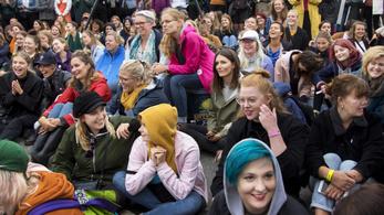 Egyáltalán nem engednek be férfiakat a göteborgi rockfesztiválra